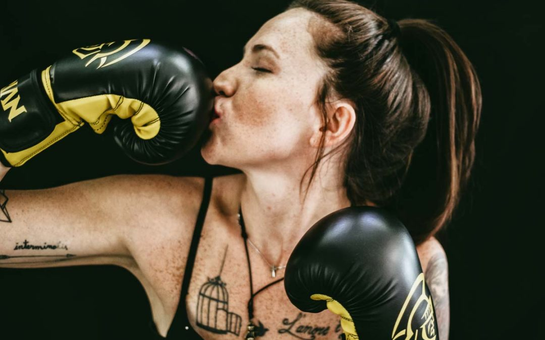 Kickboxing Gloves for Women